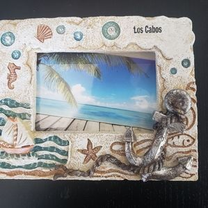 Other - Los Cabo Picture Frame